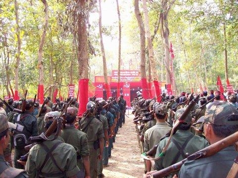 Hindistan: HKP (Maoist) Andhra-Odisha Sınırında Yeni Birim Kurdu