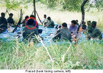 CPI Maoist Activists