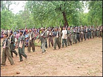 CPI Maoists march1_203bbc