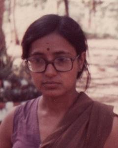 Anu Radha Gandhi, CPI Maoist Leader