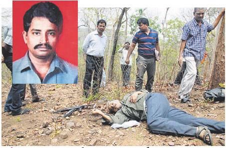CPI (Maoist) Central Committee member Patel Sudhakar Reddy