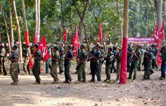 maoist-rebels