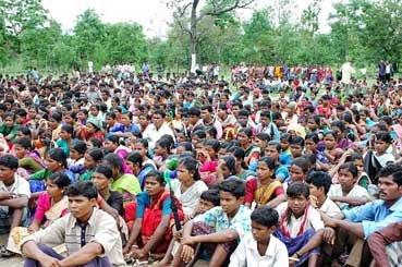 Maoist Rally