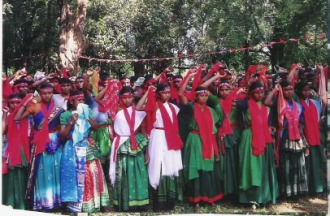 CPI Maoist Cultural Team