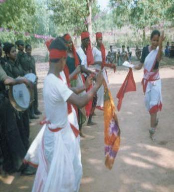 Cultural Activists of CPI Maoist