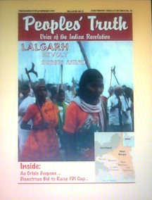 Peoples Truth July 2009, Bulletin No.6