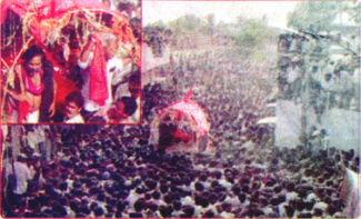 CPI Maoist Central Committe Member Com. Padma's funeral procession (File)