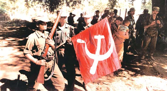 "problem of maoist insurgency Acts and issues in opposition to human rights  the epicentres of the maoist  insurgency are the remote ""developing"" mid-western hill districts."