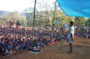 CPI Maoist Meeting, Image: Peoples March