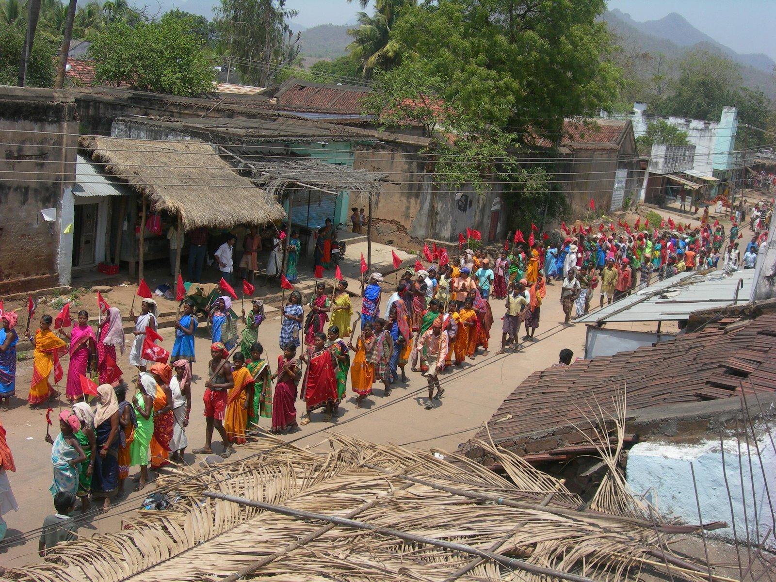Orissa: Chasi Mulia Adivasi Sangh- Pictures | Indian Vanguard