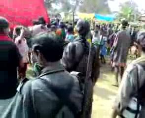 maoist gathering 0112