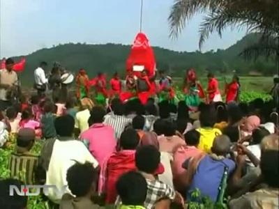 Maoist orissa